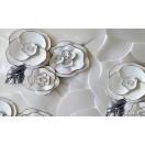 Fotótapéta absztrakció rózsák 3 3D XL