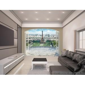 Fotótapéta Eiffel Torony Párizsban