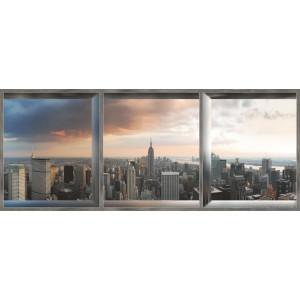 Fotótapéta New York panoráma  3XL Vlies