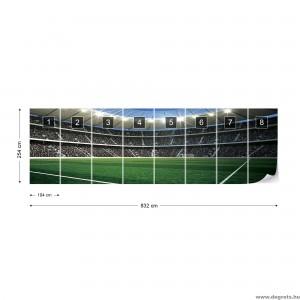 Fotótapéta Stadion  4XL Vlies