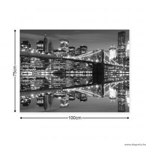 Vászonkép Brooklyn Híd 2