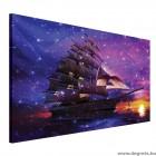 Vászonkép Hajó L