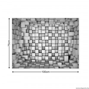 Vászonkép  Illúzió 3D