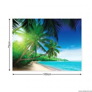 Vászonkép Maldív- szigetek 2