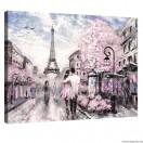 Vászonkép Párizs  Művészet 1 L
