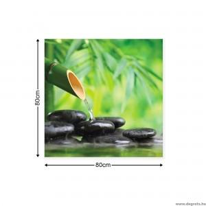 Vászonkép Zen kővek 1