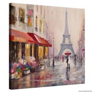 Vászonkép Párizs  Művészet 2