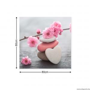 Vászonkép Tavaszi virágzás 1 M