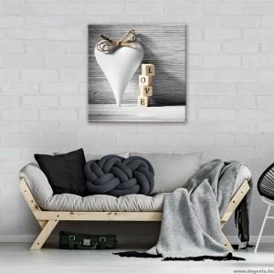 Vászonkép Szerelem  - 3D absztrakció