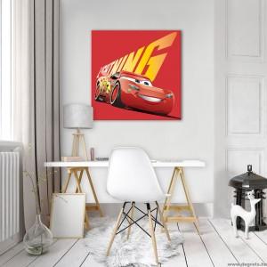 Vászonkép Villám McQueen  1