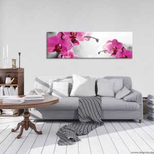 Vászonkép orchideák Ciklámen XL