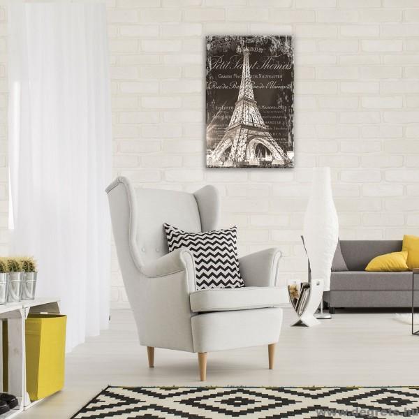 ᐉ Vászonkép Eiffel Torony 3 — Degrets