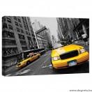 Vászonkép Taxi 2 S