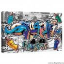 Vászonkép Graffiti S