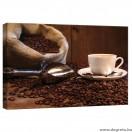 Vászonkép Kávé 1