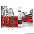 Vászonkép London