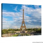 Vászonkép Eiffel Torony 2 S