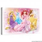 Vászonkép Disney Hercegnők 4