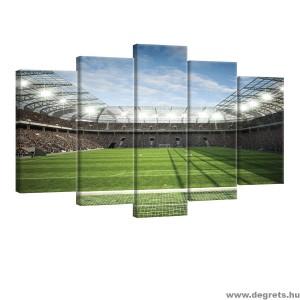Vászonkép szett 5 darabos Stadion  2
