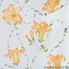 Tapéta simplex Liliom narancssárga