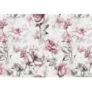 Fotótapéta Bézs Rózsák 3D XL