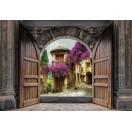 Fotótapéta Bejárat a városba 3D XL