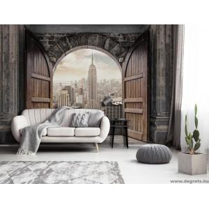 Fotótapéta Bejárat New Yorkba 3D XL