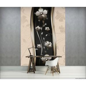 Fotótapéta Virág absztrakció 3D L 2