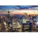 Fotótapéta New York Város láthatár2
