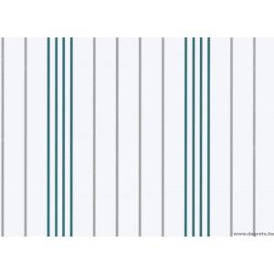 Tapéta vinyl Velence csíkos kék