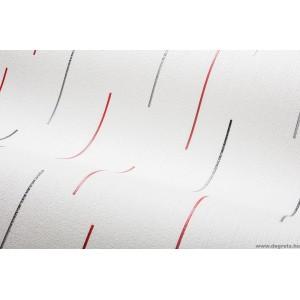 Tapéta vinyl Ara háttér piros