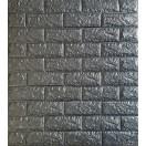 Öntapadós 3D Tapéta fekete
