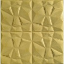 Öntapadós 3D Tapéta arany Bőr