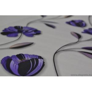 Tapéta papír Daria lila