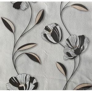 Tapéta papír Daria fehér