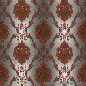 Tapéta simplex Lux szürke-piros
