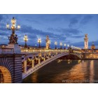 Fotótapéta Alexander híd III Párizs