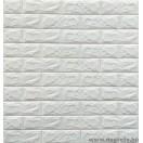 Öntapadós 3D Tapéta fehér